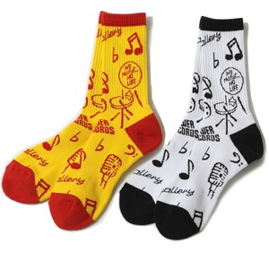 RUDE GALLERY × TOWER RECORDS SOCKS / RUDE GALLERY