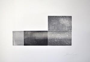 """今井恵 """"5pm""""2015 IMAI Kei / silkscreen"""