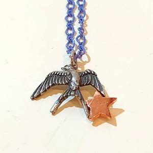 スピカ つばめ の ペンダント ~ 星 と共に飛ぶ!
