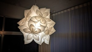 Sakulight M by CHIHIRO TANAKA for TA-TILE