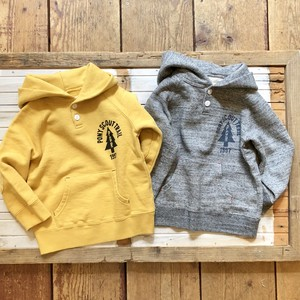pony go round patch hood sweat xs~xxl