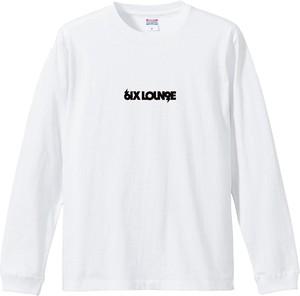刺繍ロンT(ホワイト)