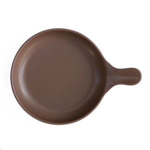 sowaca フライパンL 【ブラウン】(耐熱陶器・プレート)