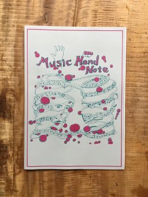 Music Hand Note