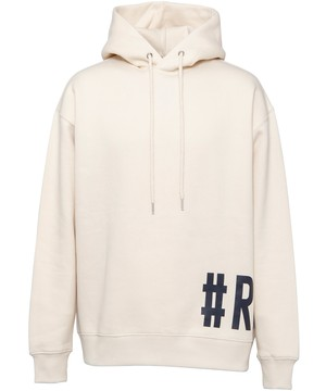 BIG LOGO SIDE PRINT PULL PARKA[REC251]