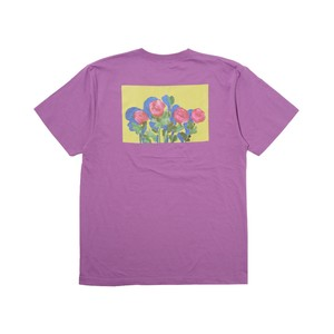 Rose Tee PURPLE