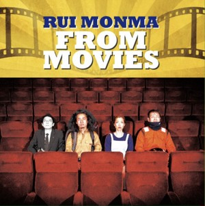 ★NEW!!★ 4th album「FROM MOVIES」