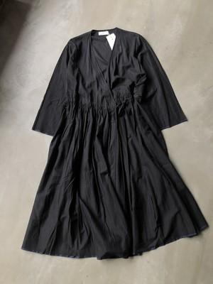 SOIL / SUPER FINE VOILE CACHE COEUR DRESS