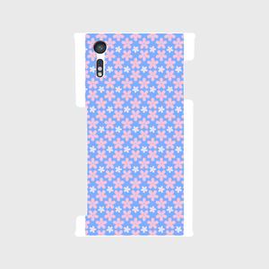 桜帯B 裏面スマホケース Android用