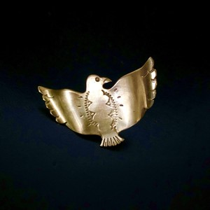 【Hi-CORAZON】THUNDER BIRD RING / GOLD