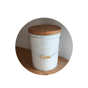CANSTOOL White