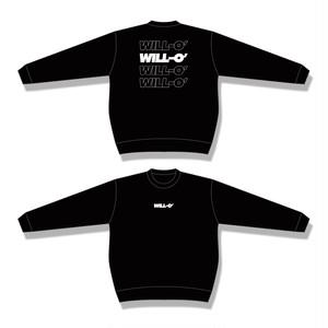 WILL-O' トレーナー(M~XLサイズ)