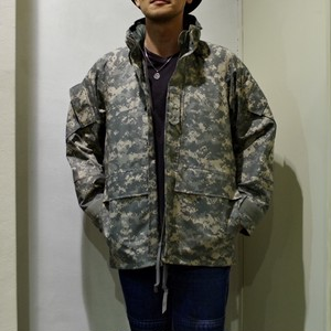 "レアサイズ !! US ARMY ""ACU"" ECWCS / GORE-TEX Parka Small-X Short"