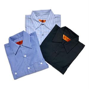 REDKAP Work Shirts【Blue / Water / Black】