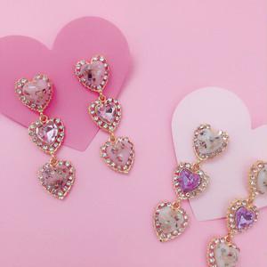 heart drop candy pierce