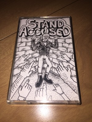 Stand Accused - demo 2014 TAPE