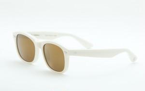 EVILACTeyewear(イーブルアクト) / CYCLONE vanilla frame / gold mirror lens