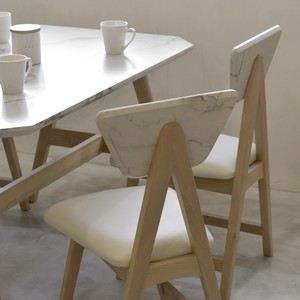 Marble Dining Chair 2Set /大理石 ダイニングチェア 2脚セット