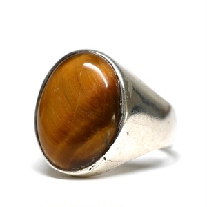 Vintage Mexican Tiger's Eye Ring
