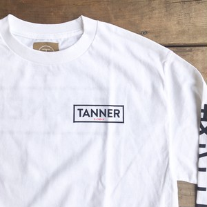 "TANNER SURFBOARDS ""Original L/S Tee"""