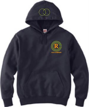 COCO-ROBINSON プルオーバーパーカー[ネイビー]