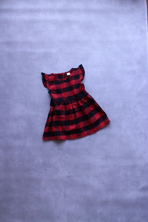 sale!!! Block check one-piece