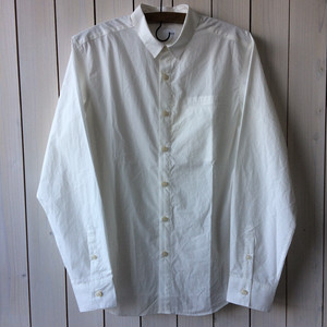 HUIS / Typewriter Cloth cotton shirt - unisex