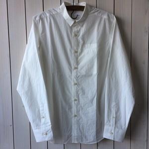 HUIS / TypewriterCloth cotton shirt - unisex