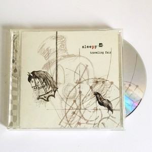 sleepy.ab / traveling fair  -CD-