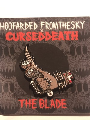 "Hoofarded Fromthesky""The Blade!"""