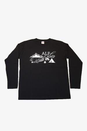 ALF CAMP カットソー (ブラック)