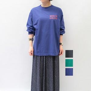 SHINZONE (シンゾーン) BEECH GROVE TEE 2021春物新作[送料無料]