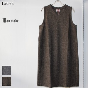 maomade ジャズネップワンピース Jazz Nep Onepiece 731203 (BROWN)