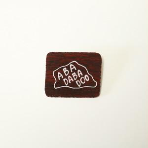 Vintage Badge ABA DABA DOO・ヴィンテージ バッチ ツイスターズ U.S.A