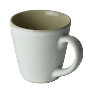 益子焼 つかもと窯 ホワイト 260ml マグカップ 伝統釉シリーズ 糠白釉 PM-4