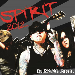 [BURNING SOUL CD&DVD]SPIRIT2012