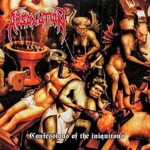 ABSOLUTION『Confessions Of The Iniquitous』CD