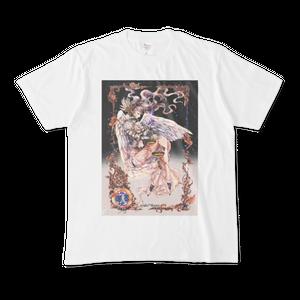 オリジナルTシャツ【星之物語-Star Story- 天秤座-Libra-】 / yuki*Mami