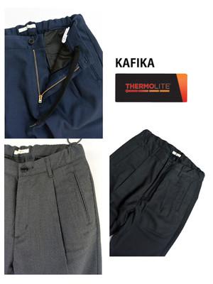 KAFIKA(カフィカ) THERMOLITE KERSEY LOUNGE PANTS