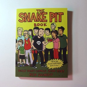 The Snakepit Book: Daily Diary Comics 2001-2003