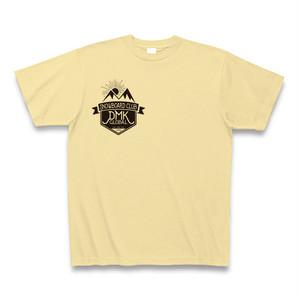 DMK SNOWBOARD CLUB Tシャツ(ナチュラル)