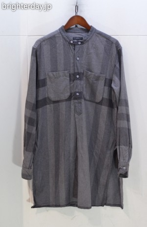 ENGINEERED GARMENTS ロングシャツ