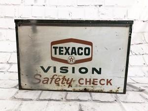 品番2390 TEXACO工具入れ テキサコ ツールボックス ヴィンテージ