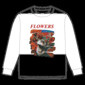 FLOWERS L/S【size:M】(ギフト可)