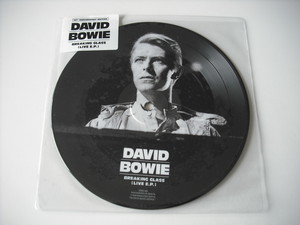 "【7""】DAVID BOWIE / BREAKING GLASS (LIVE EP)"