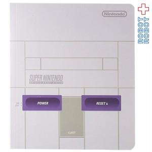 Paladone スーパー二ンテンドー SNES ノートブック