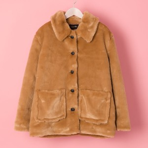 《予約商品》CUDDLE FUR COAT(VN1711002)