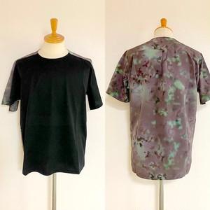 Switch Fabric Cut & Sewn Black × Charcoal