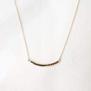 Rock Gold Necklace(N184-YG)
