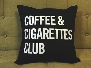 Cushion cover [black]